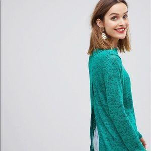 ASOS Split Back Sweater